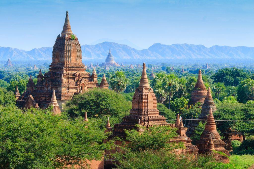 10 viajes que deberías hacer una vez en la vida - MYANMAR