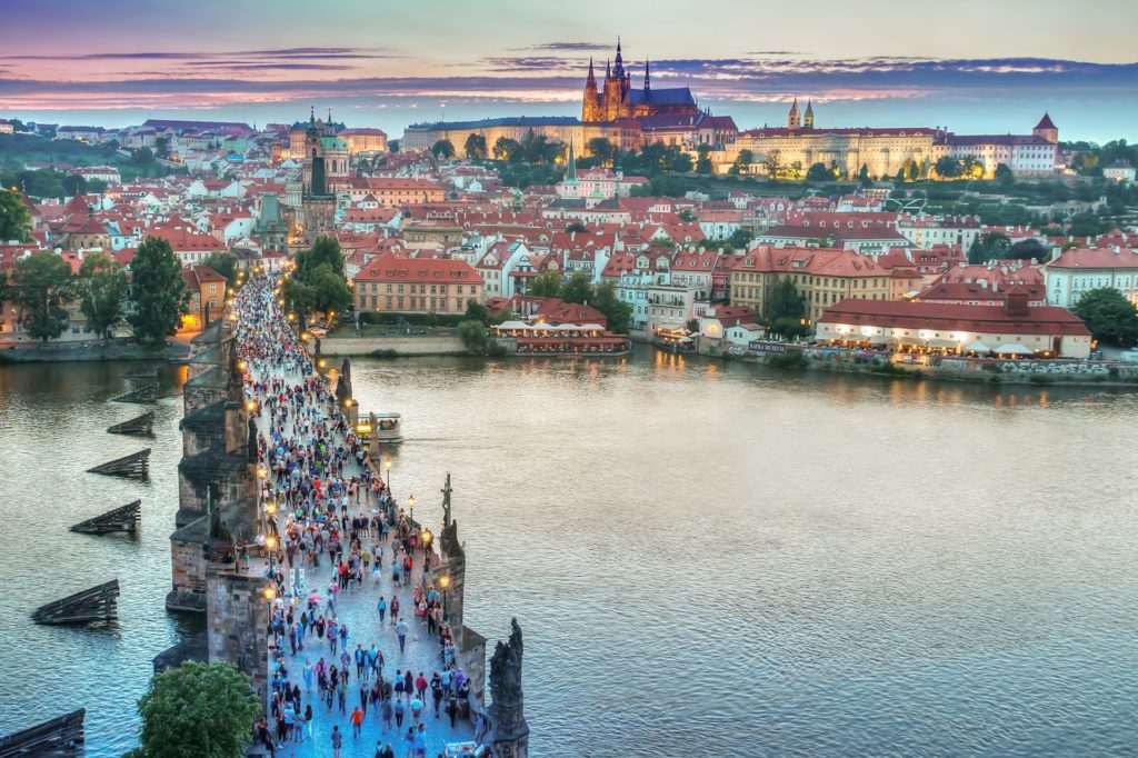 10 viajes que deberías hacer una vez en la vida - PRAGA